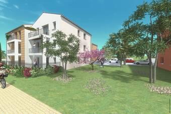 Vente Appartement 4 pièces 84m² Beaumont-lès-Valence (26760) - photo