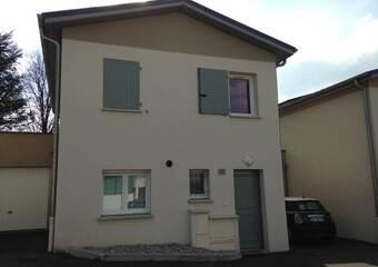 Location Maison 4 pièces 84m² Étoile-sur-Rhône (26800) - Photo 1
