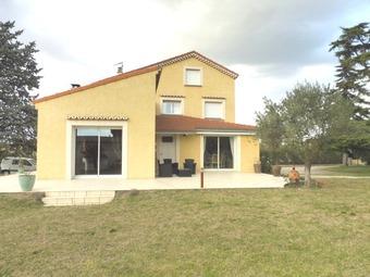Vente Maison 8 pièces 267m² Montmeyran (26120) - Photo 1