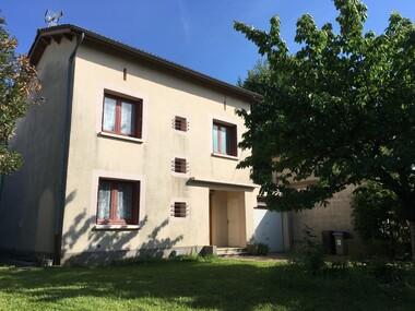 Vente Maison 5 pièces 83m² Bourg-lès-Valence (26500) - photo