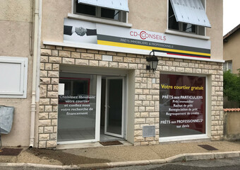 Location Local commercial 48m² Beaumont-lès-Valence (26760) - Photo 1