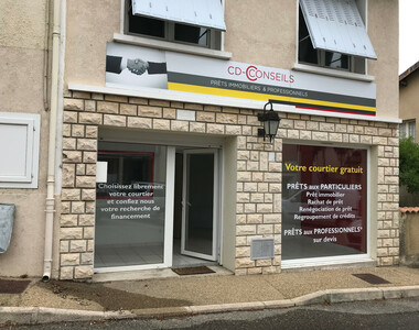 Location Local commercial 48m² Beaumont-lès-Valence (26760) - photo