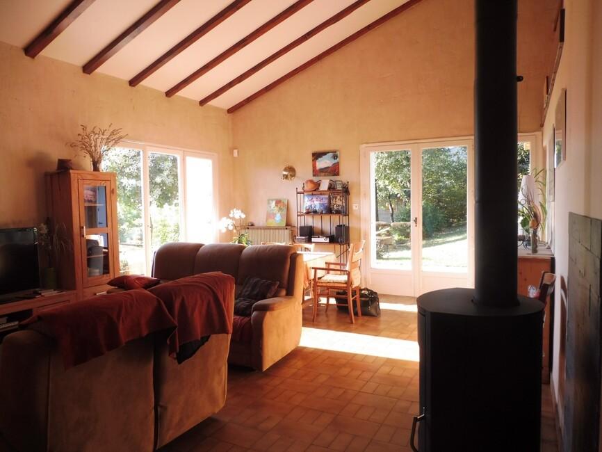 vente maison 6 pi ces beaumont l s valence 26760 428668. Black Bedroom Furniture Sets. Home Design Ideas