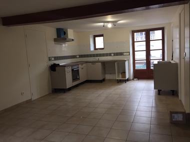 Location Maison 3 pièces 66m² Beaumont-lès-Valence (26760) - photo