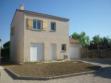 Location Maison 4 pièces 71m² Étoile-sur-Rhône (26800) - photo
