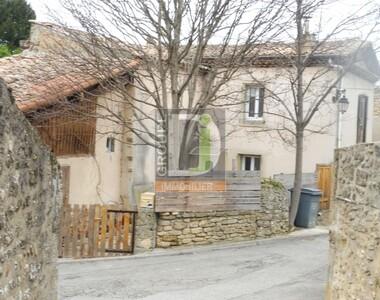 Vente Maison 5 pièces 100m² Étoile-sur-Rhône (26800) - photo