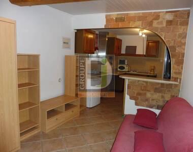Location Appartement 1 pièce 26m² Étoile-sur-Rhône (26800) - photo