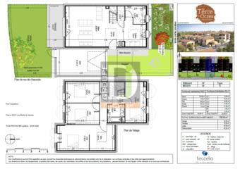 Vente Maison 5 pièces 109m² Beaumont-lès-Valence (26760) - Photo 1