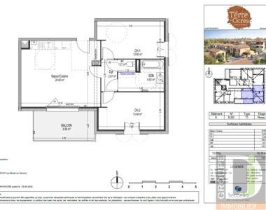 Vente Appartement 3 pièces 66m² Beaumont-lès-Valence (26760) - photo