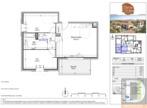 Vente Appartement 3 pièces 66m² Beaumont-lès-Valence (26760) - Photo 1
